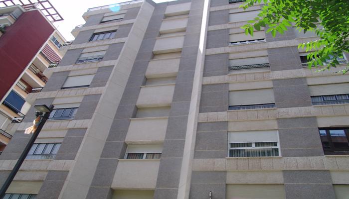 Limpieza de fachadas monocapa artes rehabilitaciones - Fachadas con monocapa ...