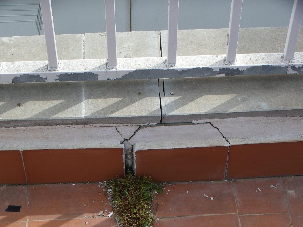 reparación de terrazas, impermeabilización de terrazas comunitarias, reforma de terrazas